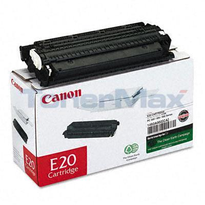 CANON E20 TONER BLACK